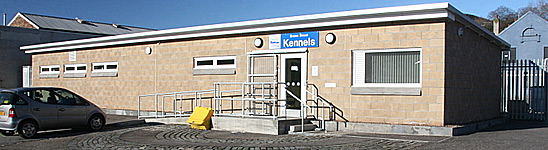 Dundee City Council's Brown Street Kennels