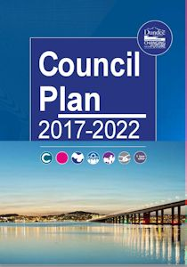 Council Plan front cover