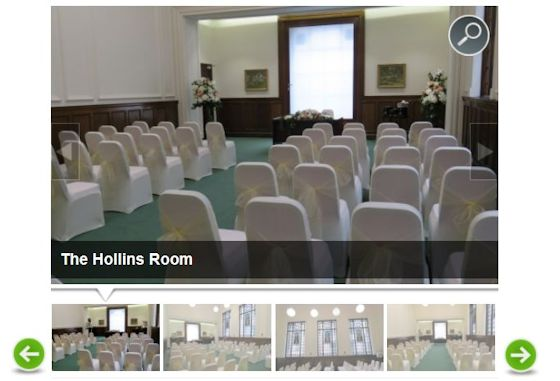 The Hollins Room