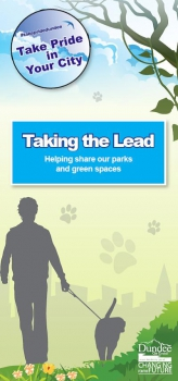 Taking the Lead leaflet (0.67MB PDF)