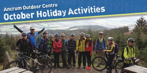 Ancrum Outdoor Centre activities