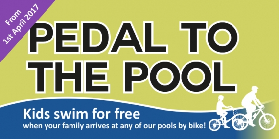 Pedal to the Pool