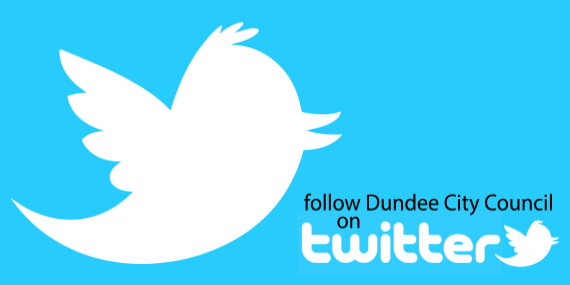 Dundee City on Twitter graphic