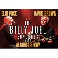 Albums Show: Elio Paces Billy Joel Songbook featuring David Brown Image