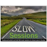 Slow Session @ Dundee: Traditional Scottish and Irish Folk Music Sessions Image