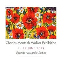 Charles Monteith Walker Art Exhibition Image
