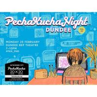 Pecha Kucha Night Dundee Vol. 23 Image