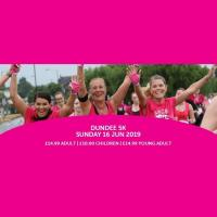 Race for Life 5k Dundee Image