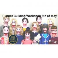 How It Felt: Puppet Building and Puppeteering Workshop  Image