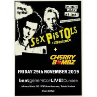 The Sex Pistols Experience Image