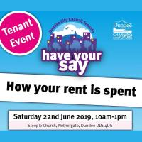 Tenant Event - Have Your Say Image