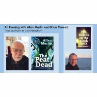 An Evening with Allan Martin and Brian Stewart: Two Authors in Conversation Image