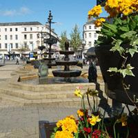 City Square Image