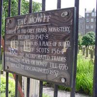 Howff Graveyard Image