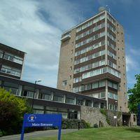 University of Dundee, Tower Building Image