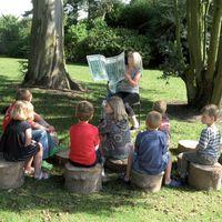 Storytelling with Dundee Libraries Image
