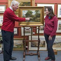 Charity Valuation Day for Antique Paintings and Prints Image