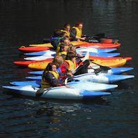 Canoeing / Kayaking Adventure Day (Age 8-12 years) Image