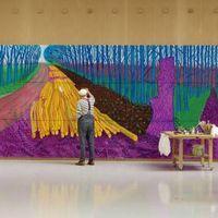 Exhibition on Screen: David Hockney at the Royal Academy of Arts Image