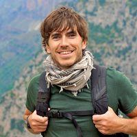 An Audience with Simon Reeve Image