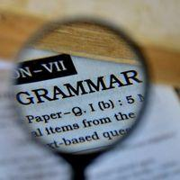 The Grammar We Speak! Image