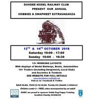 Dundee Model Railway Club Hobbies Extravaganza and Swapmeet Image