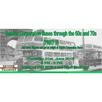 Museum Talk: Derek Simpson, Dundee Corporation Buses Image