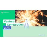 Venture 2018 Final - Live Pitching, Keynotes and Business Workshops Image