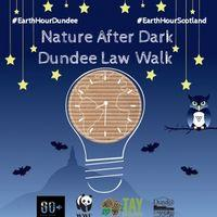 Nature After Dark: Night-time Wildlife Walk Up Dundee Law for Earth Hour 2018 Image