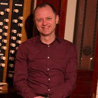 Summer Organ Concerts: Stuart Muir with Matthew McAllister - Guitar Image