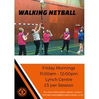 Walking Netball Image