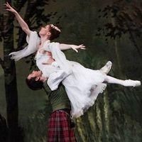 Bolshoi: La Sylphide Image