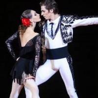 Bolshoi: Carmen Suite/Petrushka Image