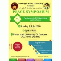 Peace Symposium Image