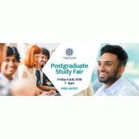 Postgraduate Study Fair 2018 Image