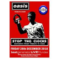 Oasis Tribute Show Image