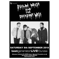 Declan Welsh and The Decadent West Image