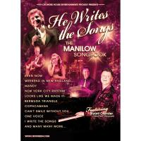 He Writes the Songs - Manilow Songbook Image