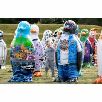 Dundee Arts Cafe - Penguins: Public Art on Parade Image