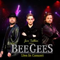Jive Talkin Perform The Bee Gees Image