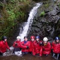Burn Or Gorge Walking and Archery Adventure Day Age 10-16 Image