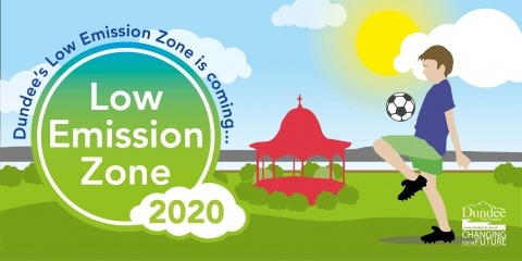 A Low Emission Zone for Dundee image
