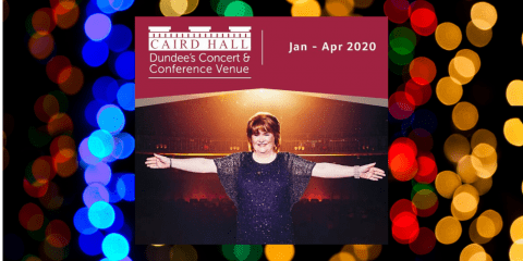 Caird Hall Spring Brochure