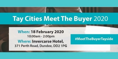 Tay Cities Meet The Buyer 2020 image