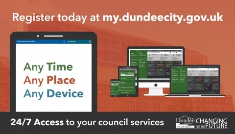 MyDundee Online Services