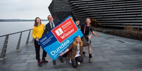 Dundee named UK
