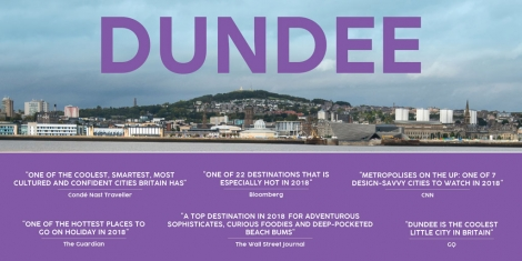 Figures reveal Dundee tourism boom Image