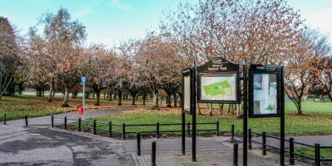 Improvement plans for Dawson Park Image