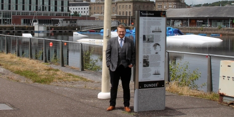 Local People Invited To Explore New Maritime Trail  Image