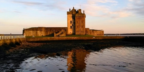 Active travel opportunities in Broughty Ferry Image